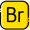 adobe, bridge, file, type, yellow icon
