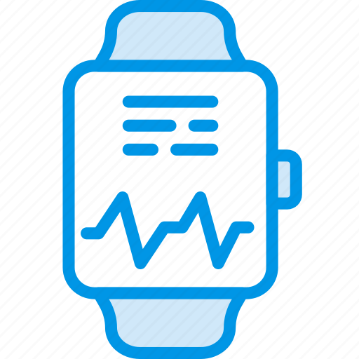 app, fitness, gym, health, watch icon