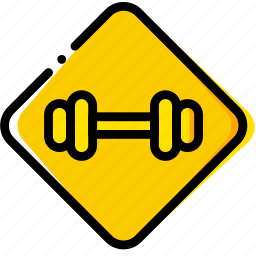 fitness, gym, health, sign icon