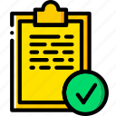 clipboard, completed, fitness, health, tasks