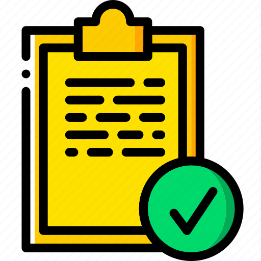 clipboard, completed, fitness, health, tasks icon