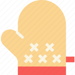 cooking, food, gastronomy, glove, kitchen icon