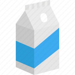 cooking, food, gastronomy, milk icon