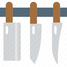 chef, cooking, food, gastronomy, knives icon
