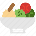 cooking, food, gastronomy, japanesse, salad icon