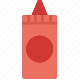 cooking, food, gastronomy, ketchup icon
