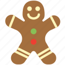 cookie, cooking, food, gastronomy, gingerbread