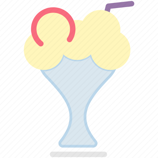 cooking, food, gastronomy, sorbet icon