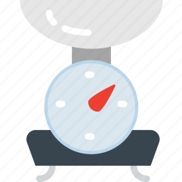 cooking, food, gastronomy, kitchen, scale icon