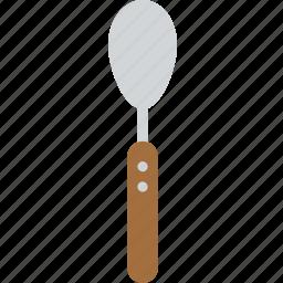 cooking, food, gastronomy, teaspoon icon