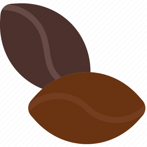 beans, coffee, cooking, food, gastronomy icon