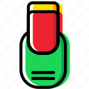beauty, grooming, hair, hygiene, nail, saloon, square icon