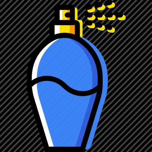 beauty, bottle, grooming, hair, hygiene, perfume, saloon icon