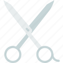 beauty, grooming, hair, hairdresser, hygiene, saloon, scrissors icon