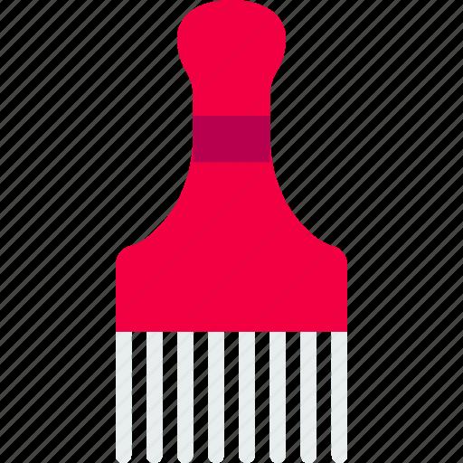 beauty, brush, grooming, hair, hygiene, saloon icon