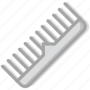 beauty, comb, grooming, hair, hygiene, saloon icon