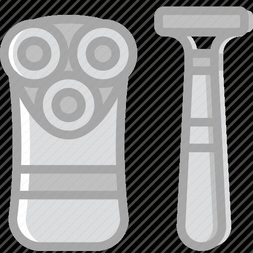 beauty, grooming, hair, hygiene, machine, saloon, shaving icon