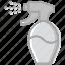 beauty, grooming, hair, hygiene, lotion, saloon icon