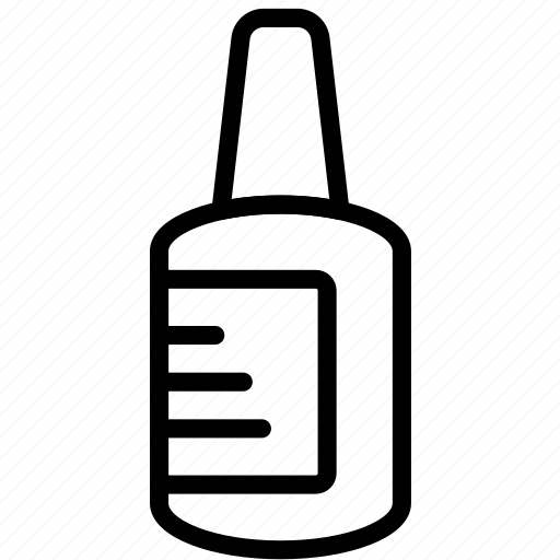 beauty, grooming, hair, hygiene, nail, polish, saloon icon