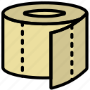 beauty, grooming, hair, hygiene, paper, saloon, towel icon