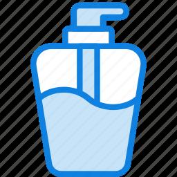 beauty, grooming, hair, hand, hygiene, saloon, soap icon