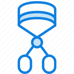 beauty, eyelashes, grooming, hair, hygiene, saloon, straightener icon