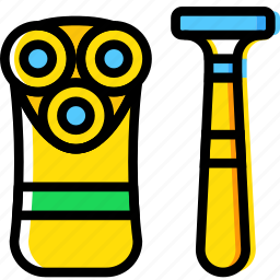 beauty, grooming, hair, hygiene, machine, saloon, shaving icon