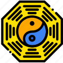 calendar, chinese, holiday, season, yellow icon