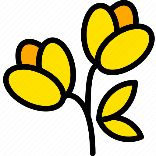 holiday, season, snowbell, winter, yellow icon