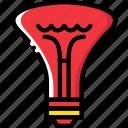 belongings, bulb, furniture, households