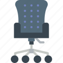 belongings, chair, furniture, households, office