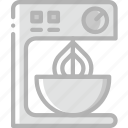 belongings, dope, furniture, households, mixer icon