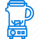 belongings, furniture, households, mixer icon