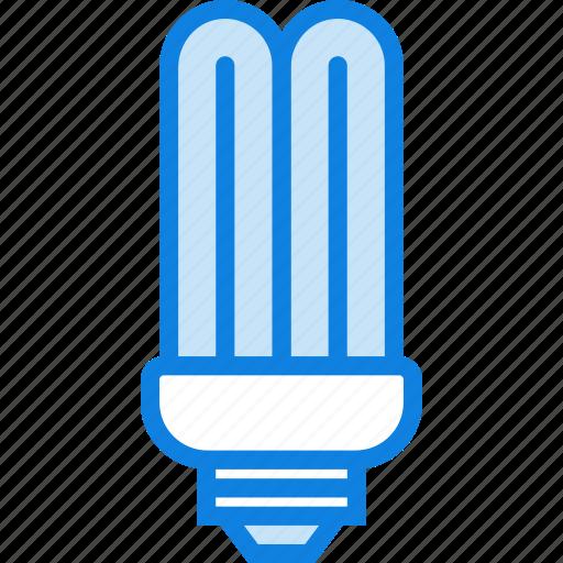 belongings, bulb, economic, furniture, households icon
