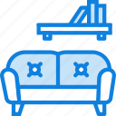 belongings, furniture, households, living, room