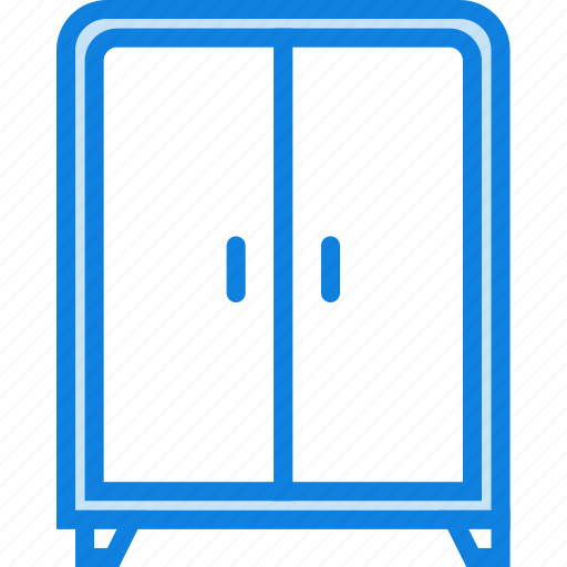 belongings, cabinet, furniture, households icon