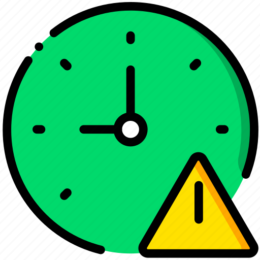 clock, communication, interaction, interface, warning icon