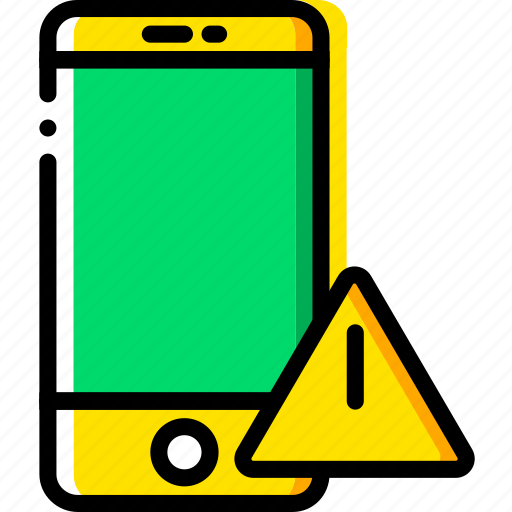 communication, interaction, interface, smartphone, warning icon