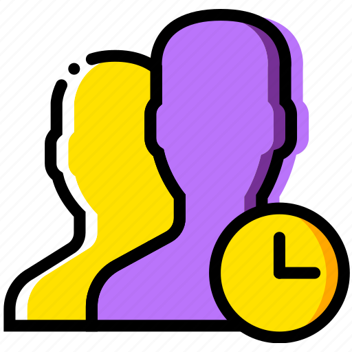 communication, for, interaction, interface, profiles, wait icon