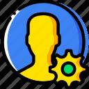 communication, interaction, interface, profile, settings