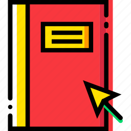 click, communication, interaction, interface, notes icon