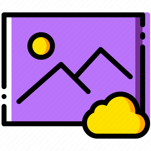 add, cloud, communication, interaction, interface, picture, to icon