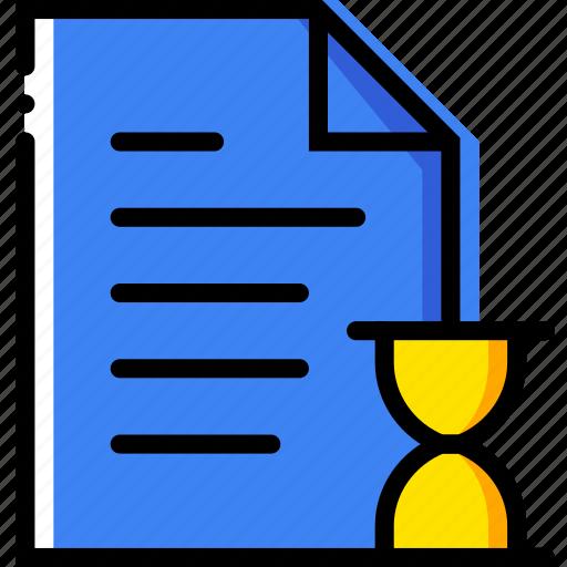 communication, file, interaction, interface, loading icon