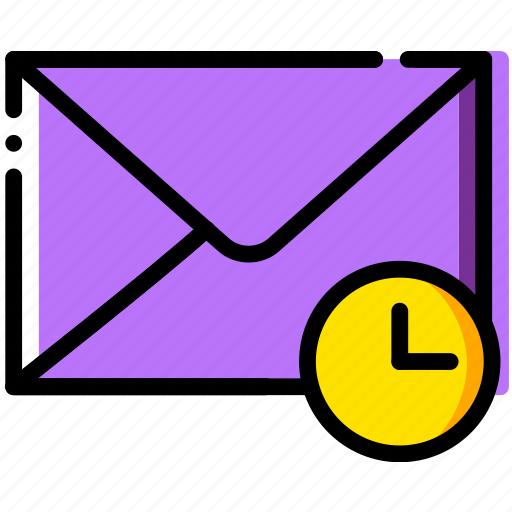 communication, for, interaction, interface, mail, wait icon