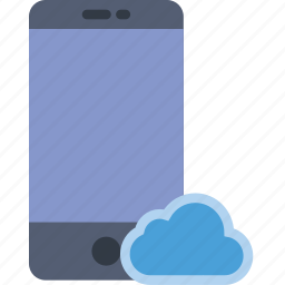 add, cloud, communication, interaction, interface, smartphone, to icon