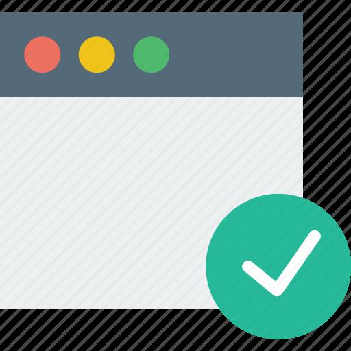 communication, interaction, interface, success, window icon