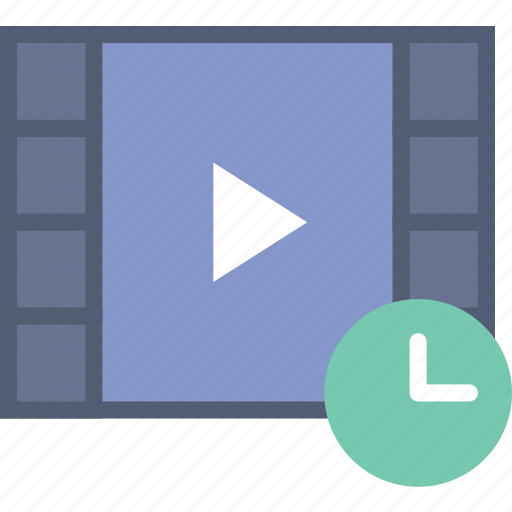 communication, for, interaction, interface, video, wait icon