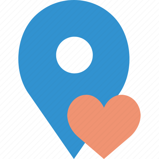 communication, interaction, interface, like, location icon