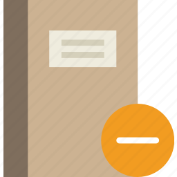 communication, interaction, interface, notes, substract icon