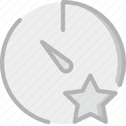communication, favorite, interaction, interface, stopwatch icon